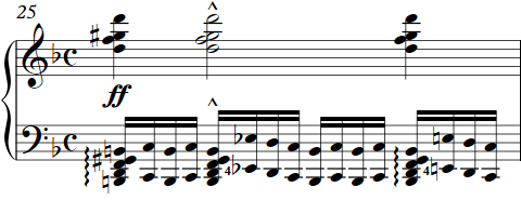 Liszt Reminiscences de Don Juan bar 25